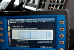 Electronic Log Books Hope To Make Trucking Safer