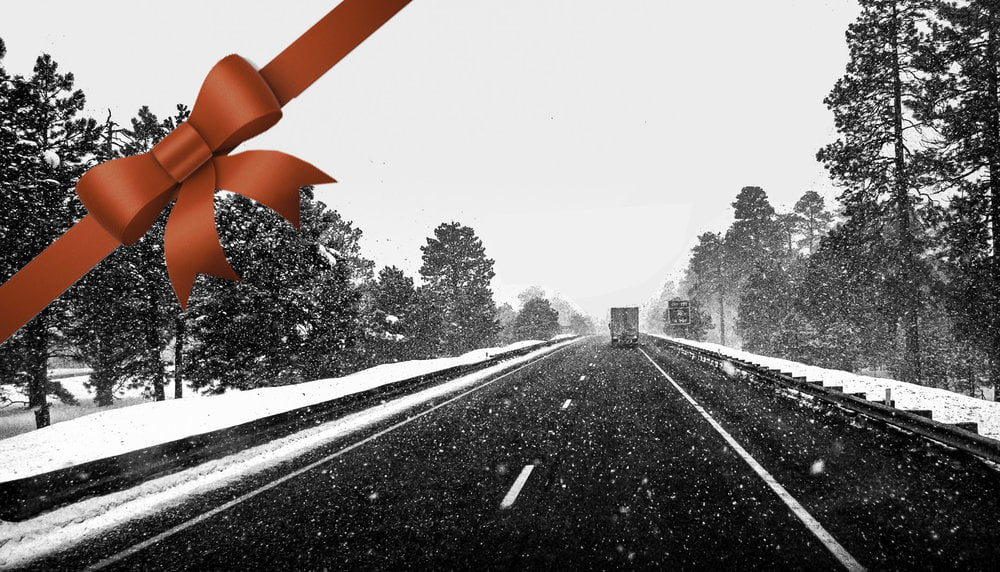 Christmas comes early for most freight brokers in 2018