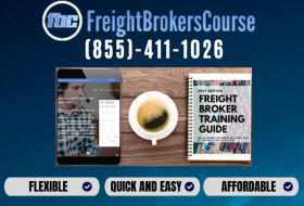 How to Become Freight Broker in CA